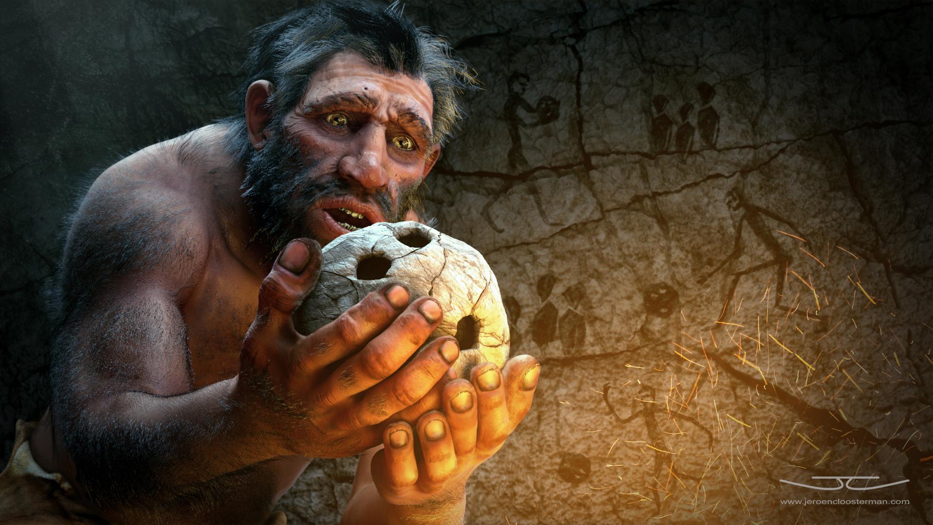 Neanderthal Food And Diet
